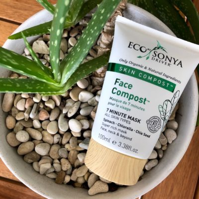 REVIEW: Eco by Sonya Driver Face Compost 7 Minute Mask
